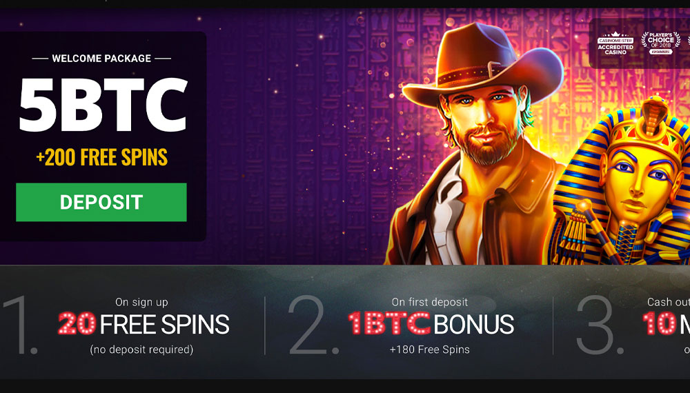 Reel Party bitcoin slots Oshi Casino bonus code